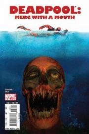 Deadpool Merc With A Mouth #2 First 1st Print (2009) Marvel comic book